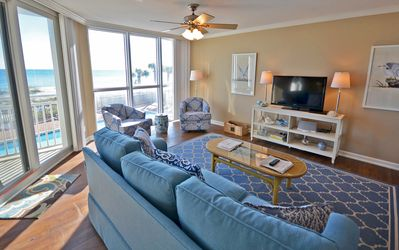 Photo for Best View - 2BR Beachfront Condo