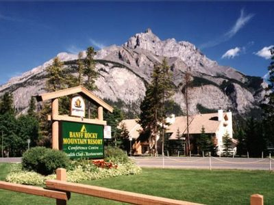 Photo for The Banff Rocky Mountain Resort - 1 Bedroom