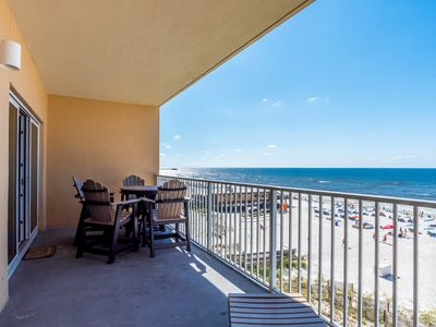 Seawind 506 Beach Front Condo - Amazing Views from 5th floor