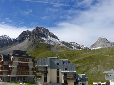 Photo for Apartment 611 m from the center of Tignes with Internet, Lift, Balcony (699347)