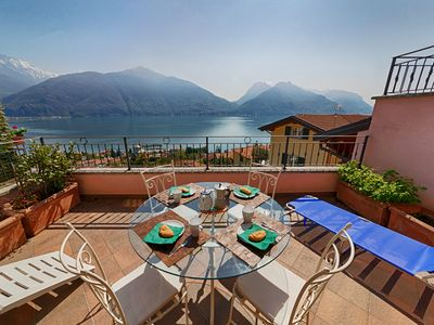 Photo for 2BR Apartment Vacation Rental in San Siro, Como