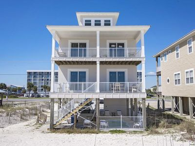 Photo for Livinit Beach House ~ Currently Being Remodeled ~ 5 Bedroom ~ Private Pool ~ Sleeps 18!