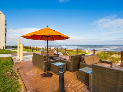 Photo for Modern, chic condo w/ bay views, shared pools & hot tubs - small dogs welcome!