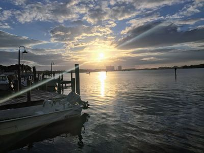 Photo for First Floor Divers & Golfers Baypoint-Waterfront Villa on the marina 2bd/1.5 ba