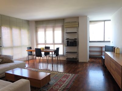 Photo for Bright and central, 10 minutes from the beach