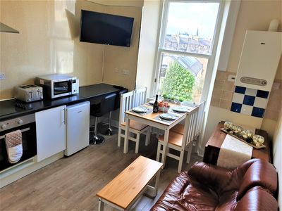 Photo for 3BR Apartment Vacation Rental in Edinburgh, Scotland