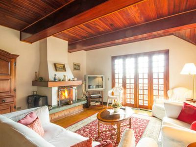 Photo for 4BR Country House / Chateau Vacation Rental in Campos do Jordão, SP