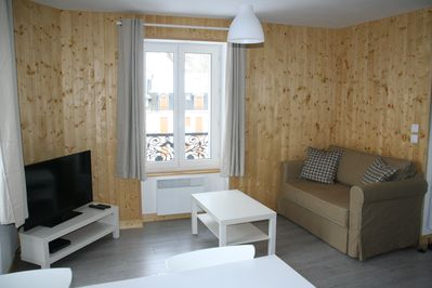 Rental Ideal Vacation Or Spa Duplex 3 People Le Mont Dore