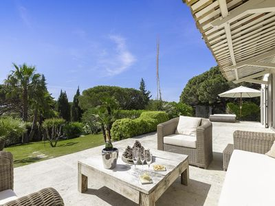 Photo for Nikki Plage - Villa for 10 people in Ramatuelle