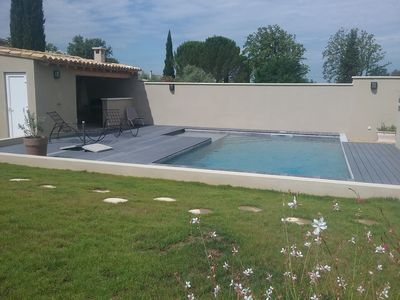 Photo for The house and apartment with swimming pool