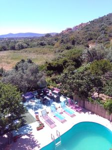 Photo for Casa Campagna Li Multi apartment Mora, between Porto Ottiolu and Agrustos.