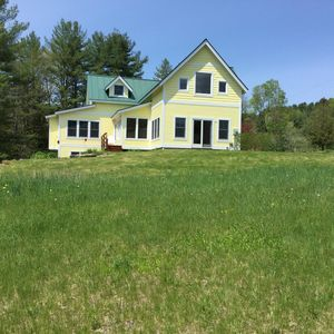 Lovely country home on 62 acres with stream