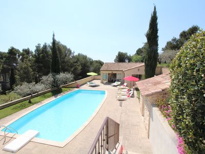 Photo for Cottage 4 * in Provence heated pool and SPA