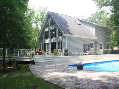 Photo for Stunning Waterfront Hideaway on Michener's Choptank River.  Special Rates*