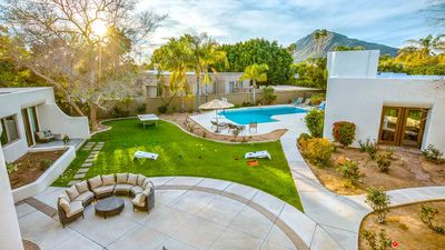 Photo for Walk to Old Town Scottsdale! Huge 8 bedroom Home! Tons of games, HOT TUB, SPACE!