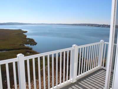 Photo for Beautiful Townhouse with Ocean and Bay views.