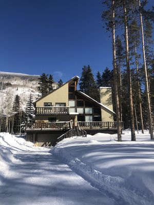 Photo for Vail Ski Chalet, Awesome! Private Home, Vail tax # 4113