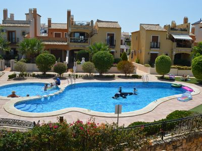 Photo for Private roof top apartment with WIFI in popular golf resort