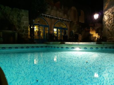 Photo for Traditional  Quaint Gozitan Farmhouse With Private Pool & Jacuzzi