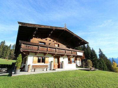 Photo for Comfortable apartment in a quiet, sunny location in the middle of the mountains