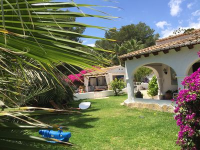 Photo for Discount as of June 2020 Villa, Close To Beach, Private Pool with SEA VIEW