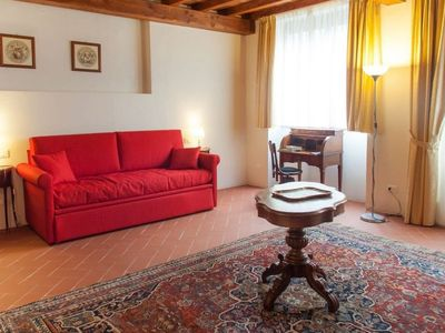 Photo for Santa Maria Nuova apartment in San Marco with WiFi, air conditioning & lift.