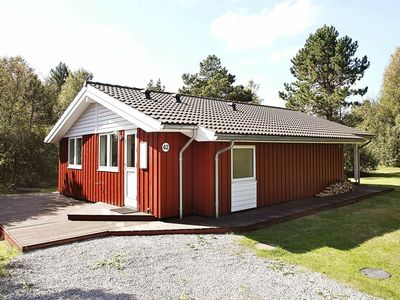 Photo for Picturesque Holiday Home in Ålbæk with Sauna