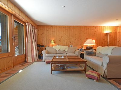 Photo for Nice apartment situated in the center of Verbier.  It is composed of an open kitchen full equiped,