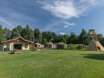 Photo for Boutique Yurt Eco Lodge