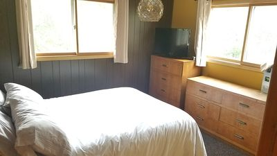 Photo for 3 Bedroom Home across from Sandy beach on Lake Superior!