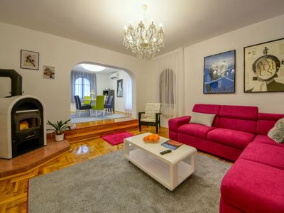 Photo for 2 bedroom Apartment, sleeps 5 in Klenovica with Air Con and WiFi