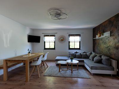 Photo for Apartment / app. for 6 guests with 102m² in Rödental (122965)