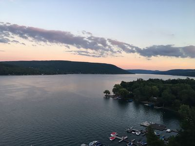 Photo for Magnificent Condo on Canandaigua Lake at Bristol Harbour