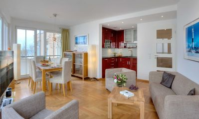 Photo for 3-room apartment 7 - Villa Louise * Nr. 7