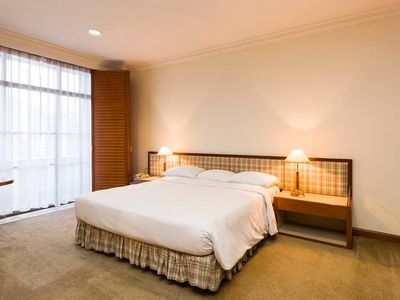 Photo for Deluxe 2+1BR Apartment Suite in Bukit Bintang