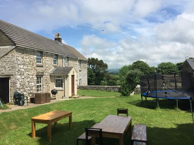 Photo for Welsh Farmhouse, ideal for larger families. Sleeps 10