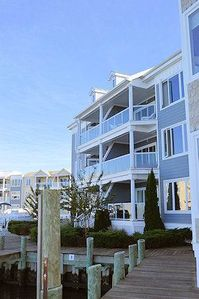 Photo for Bay Breeze - 3rd Floor Waterfront Condo - In Town