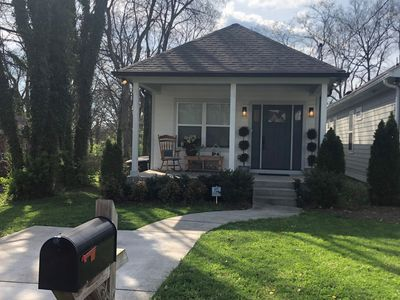 Photo for NFL DRAFT WEEKEND!  COZY HOUSE 2BDM/2BA 2.3 MILES FROM DOWNTOWN