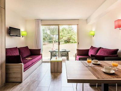 Photo for 1BR Apartment Vacation Rental in ST RAPHAEL