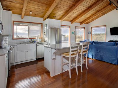 Photo for Gorgeous Newly Remodeled Home, Steps From The Beach