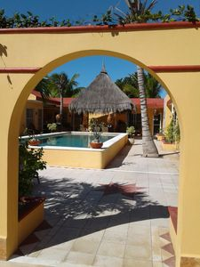 Photo for Garden Casita - Near the beach on the Gulf of Mexico