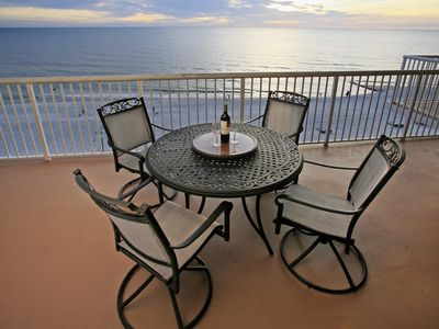 Photo for Amazing Beachfront Condo 3BR/2BA  - Spectacular View