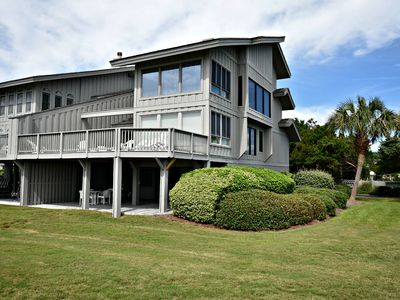 Photo for Oceanfront Townhouse - Litchfield by the Sea - Community Pool & Hot Tub