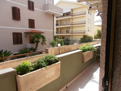 Photo for Alghero holiday home apartment with independent entrance