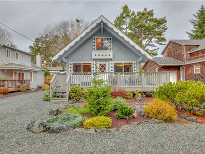 Photo for Excellent Manzanita Location Close to Beach, Town, Park and Golf!