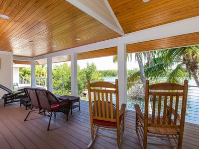 Photo for DOLPHIN COVE- WATERFRONT ESTATE ON  CAPTIVA!  BOOK HIGH SEASON BEFORE RATE INCREASES.