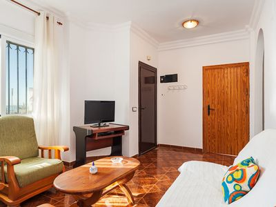 Photo for With Terrace and Sea View - Apartment Amaya II