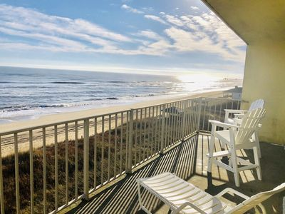 Photo for Sweet Paradise: Sale Fall Weeks! OCEANFRONT PENTHOUSE! Fresh & Clean Retreat