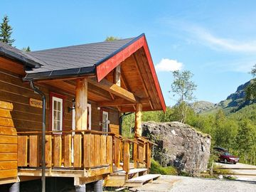 Vacation home Eksingedal  in Vaksdal, Southern Fjord Norway - 10 persons, 5 bedrooms