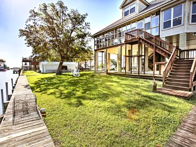 Photo for 'Reelin & Dealin' New Orleans Waterfront Home